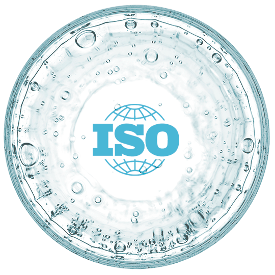 ISO (International Organization for Standardization) quality certificates