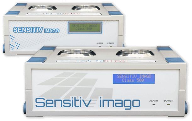 Sensitiv imago and Sensitiv audit machines